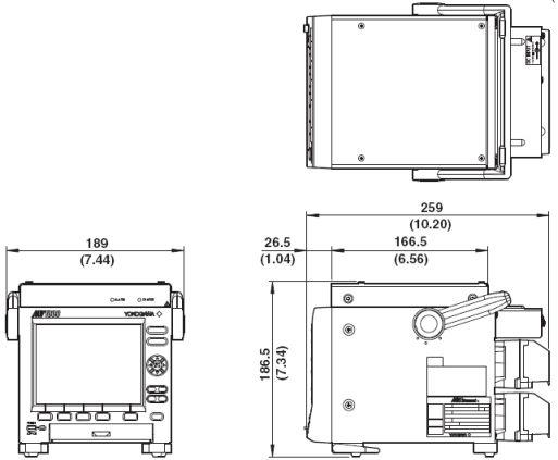 enregistreurs portables s u00e9rie mv1000