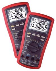 Multimètres numériques Série BM867s / BM869s